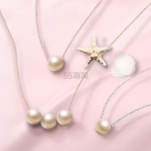 松屋百货:MARIA Akoya 海水珍珠项链、耳钉精选