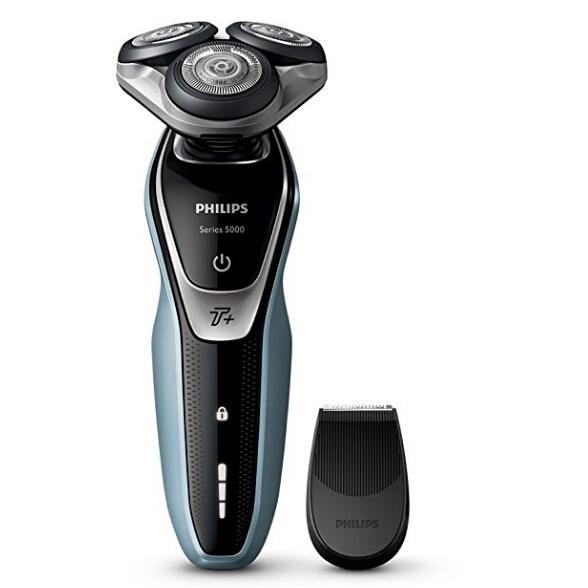 再降!Philips 飞利浦 S5530/06 干湿两用电动剃须刀