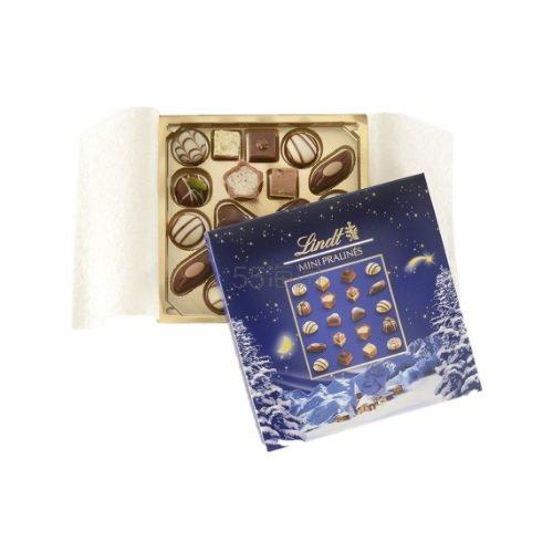 【立减5欧+免邮中国】送爱人|Lindt & Sprüngli 瑞士莲 夹心巧克力礼盒 混合口味 100g