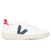 VEJA lace-up sneakers 女款小白鞋