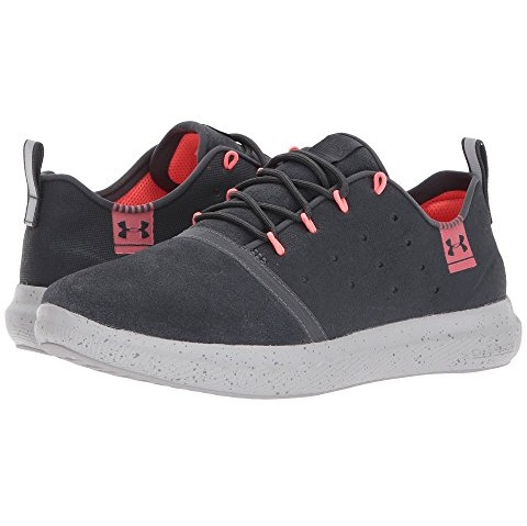 Under Armour UA Charged 24/7 Low Suede 女款运动鞋