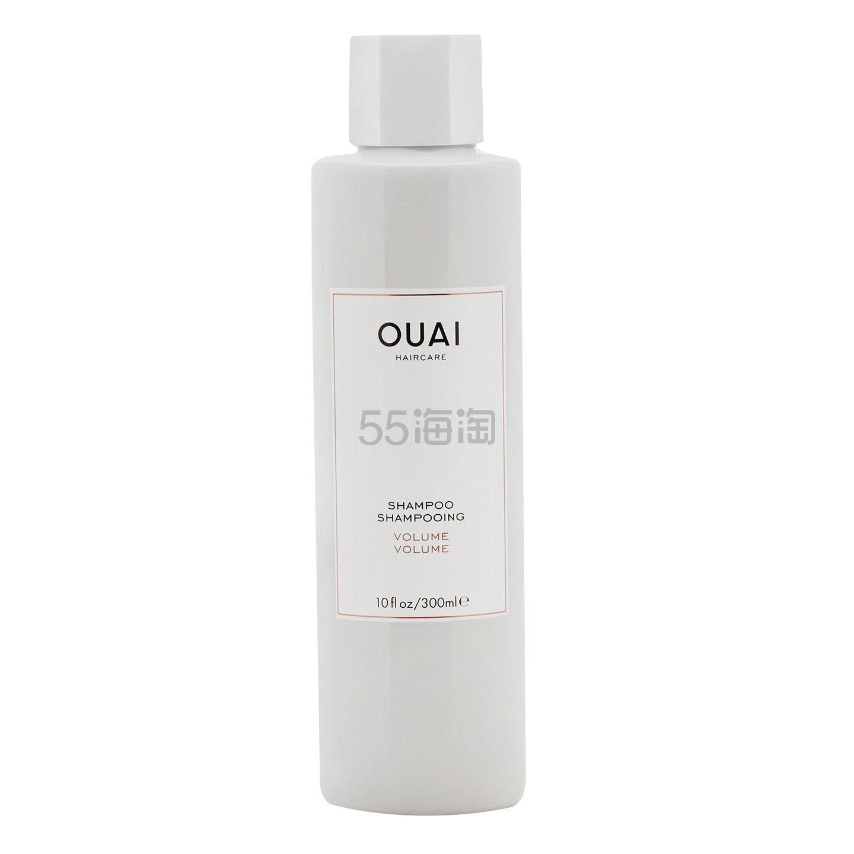 【55专享】OUAI 蓬松洗发水 300ml £15.4(约131元) - 海淘优惠海淘折扣|55海淘网