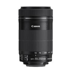 直邮中国!Canon 佳能 EF-S 55-250/4-5.6 IS STM
