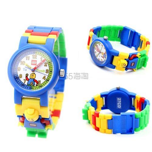 【9%超高返利+支付宝额外9.5折+立减1000日元优惠券】LEGO 儿童卡通手表