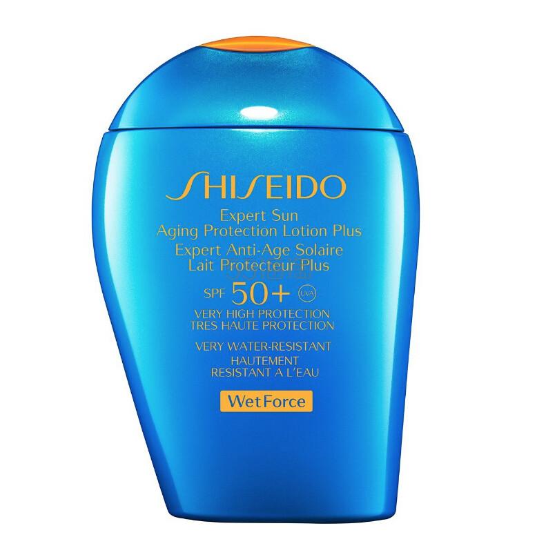 限时秒杀!Shiseido 资生堂 SPF50+ 新艳阳防晒霜 100ml
