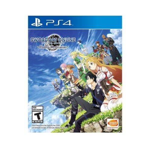 史低价!Sony PS4 游戏《刀剑神域:虚空幻界》
