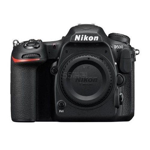 Nikon 尼康 D500 单反机身(官方翻新版)