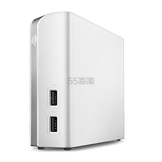 【中亚Prime会员】Seagate 希捷 USB 3.0 外置硬盘驱动器 8TB STEM8000400