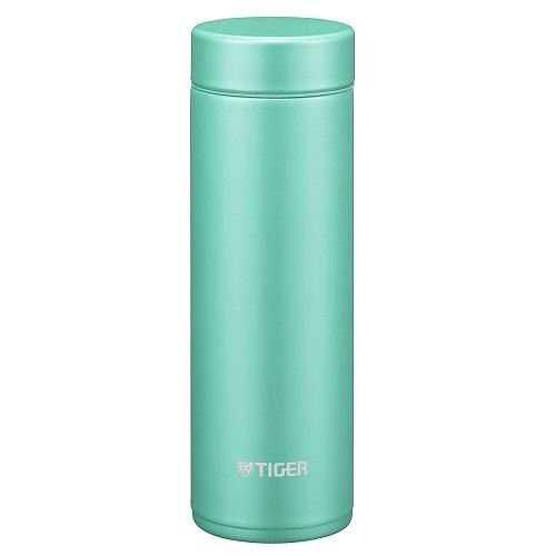 Tiger 虎牌梦重力 蓝绿色不锈钢保温杯 300ml
