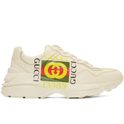 Gucci Off-White 'Gucci Cube' Rhyton Sneakers 男款老爹鞋