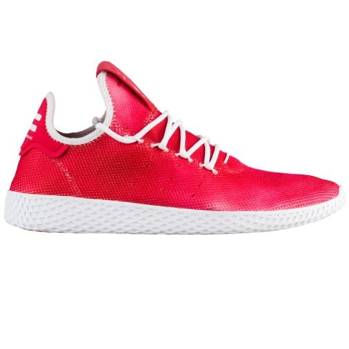 新款8折 Adidas Originals = Pharrell Williams Hu Holi adicolor 别注系列休闲鞋 红色