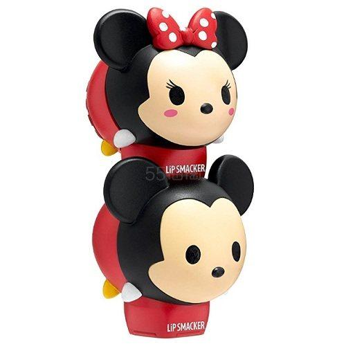 【中亚Prime会员】Lip Smacker 迪士尼 Disney Tsum Tsum 儿童唇膏球 2只装 米奇米妮套装 到手价80元 - 海淘优惠海淘折扣|55海淘网
