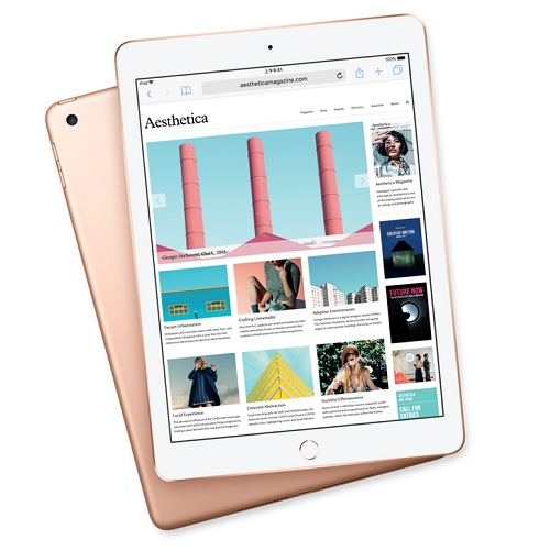 2018最新款!9.7寸 iPad 128GB WiFi版