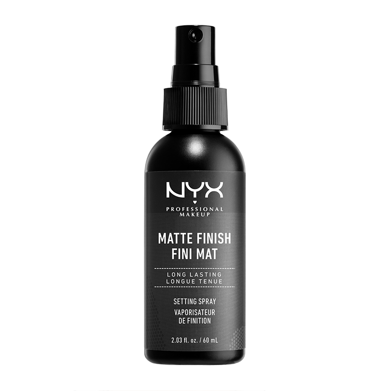 3件9折!NYX Professional Makeup 哑光定妆喷雾 60ml