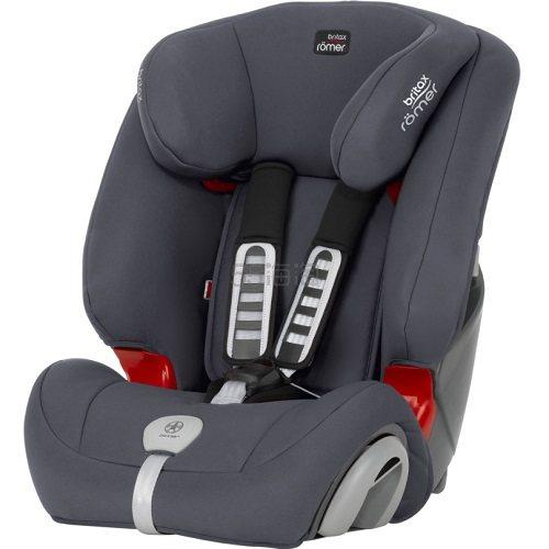 德国直邮!Britax Römer 宝得适Evolva 1-2-3 Plus 超级百变王儿童汽车安全座椅