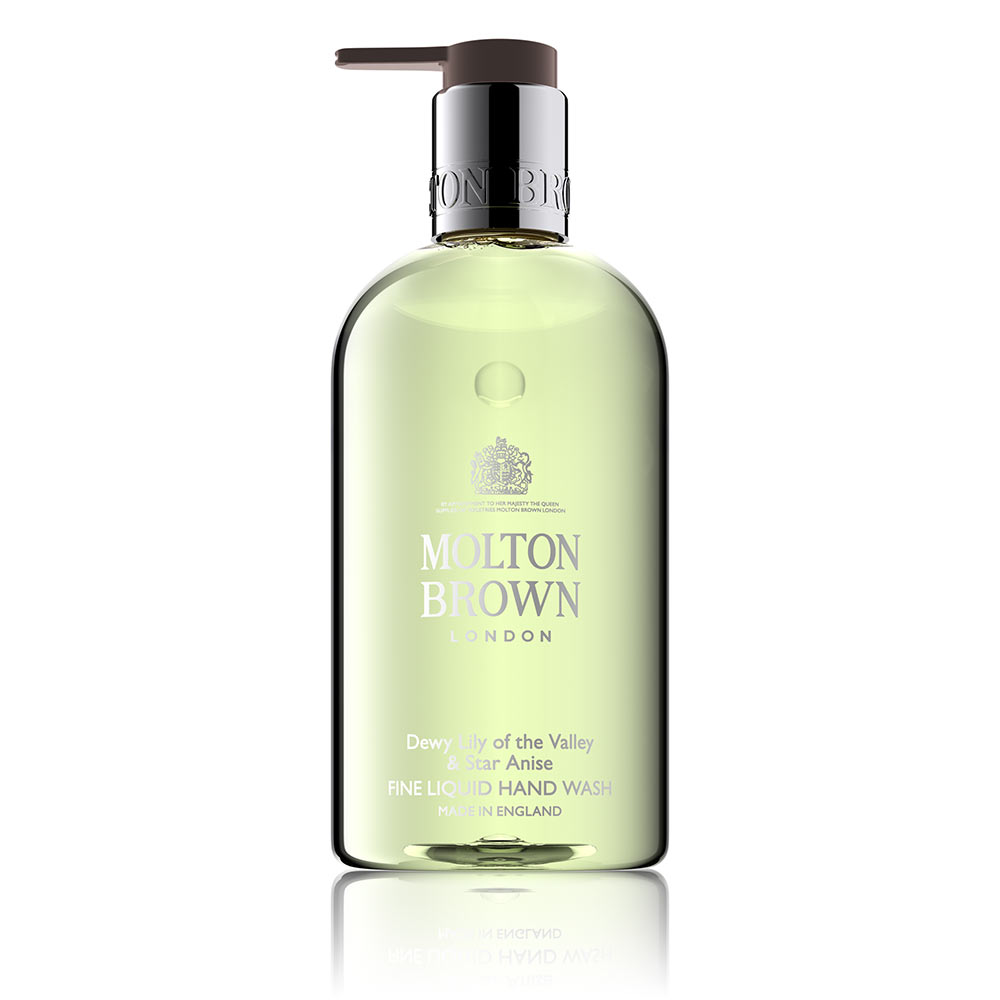 【新品】最高送6件赠礼!Molton Brown 摩顿布朗 山谷百合茴香洗手液 300ml