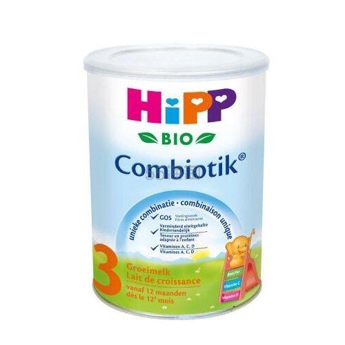 【立减3欧】Hipp 荷兰版喜宝 Bio 有机益生菌婴儿奶粉标准3段 12个月+ 900g €17.49(约140元) - 海淘优惠海淘折扣|55海淘网