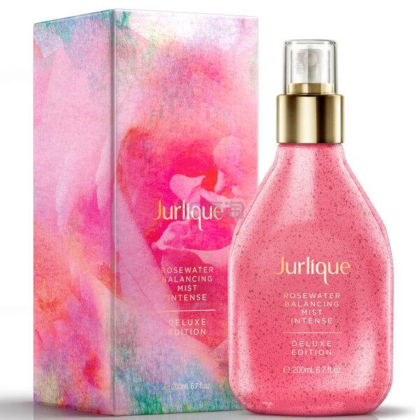 7折!Jurlique 茱莉蔻 玫瑰花卉衡肤喷雾限量加强版 200ml £31.5(约276元) - 海淘优惠海淘折扣|55海淘网