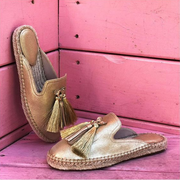 Nine West Val Espadrille 女士渔夫穆勒鞋