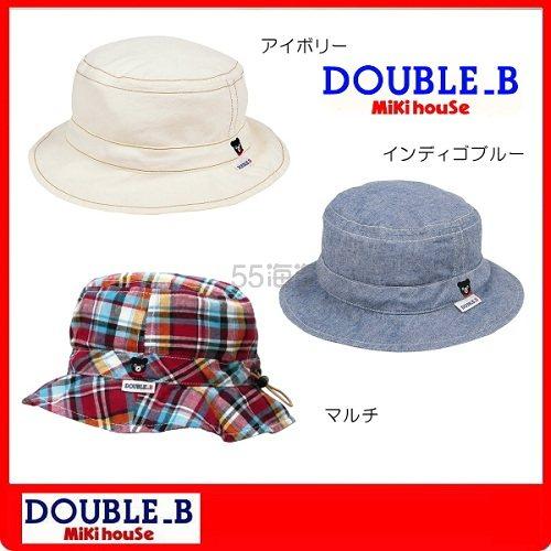 8%超高返利+最高立减2000日元优惠券!MIKIHOUSE Double_B 儿童遮阳帽
