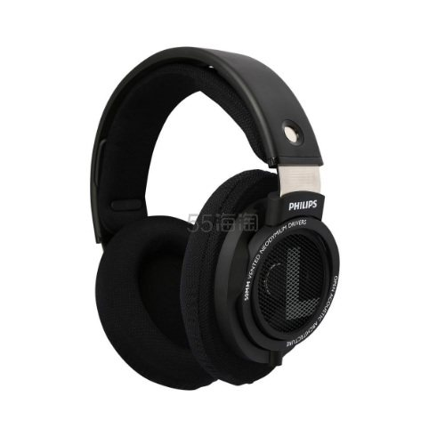 Philips 飞利浦 SHP9500S 头戴式 HiFi 耳机