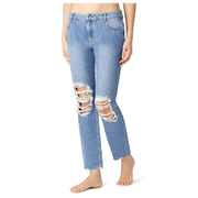 【只要100块】Calzedonia S.p.A. JEANS WITH RIPS AND PEARLS 牛仔裤