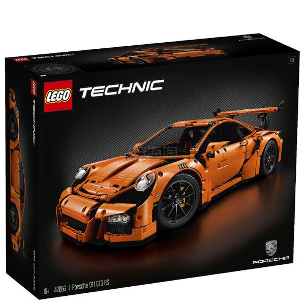 LEGO Technic 科技组 Porsche 保时捷 £219.99(约1,888元) - 海淘优惠海淘折扣|55海淘网