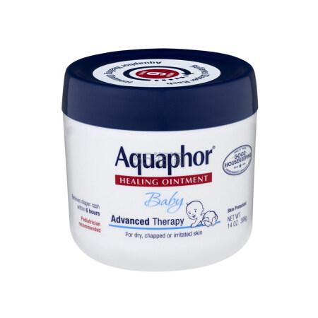 Aquaphor 优色林 婴儿护肤霜 396g*4罐 新低¥234.72(58.68/罐) - 海淘优惠海淘折扣|55海淘网