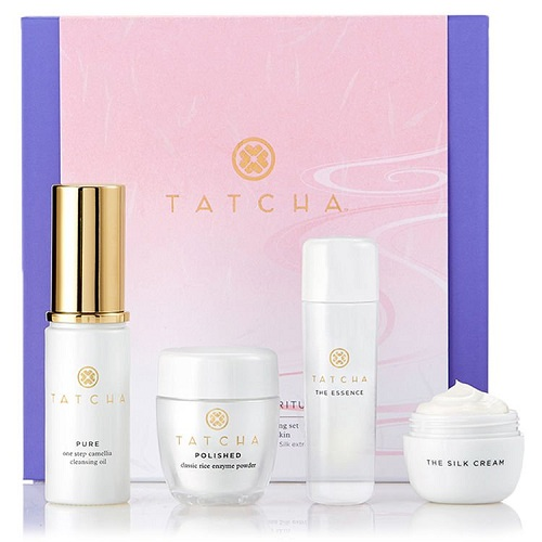 Tatcha THE STARTER RITUAL SET 迷你护肤四件套