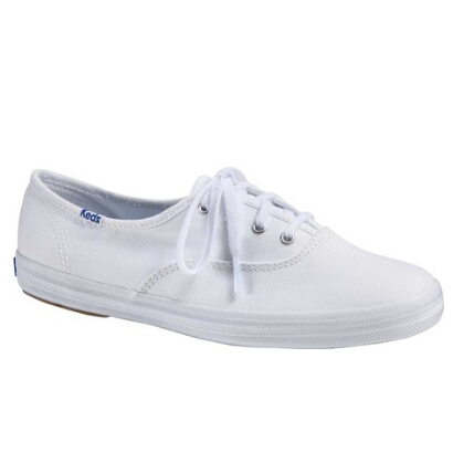 Keds Champion Oxford Canvas Sneaker 女款小白鞋