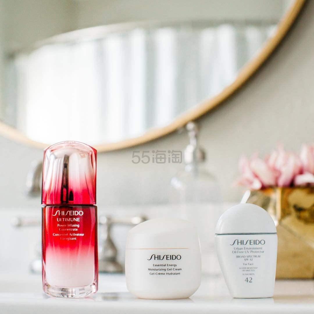 双重赠礼!Hudsons Bay:Shiseido 资生堂红腰子精华等护肤彩妆 满送6件套礼包+满送新透白精华 - 海淘优惠海淘折扣 55海淘网