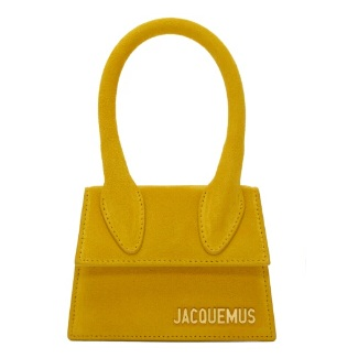 Jacquemus 'Le Sac Chiquito' 小小包 黄黑两色可选