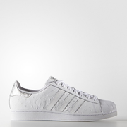 【新人首单立减$5】adidas Originals 三叶草 superstar 男士运动鞋 Cloud White款