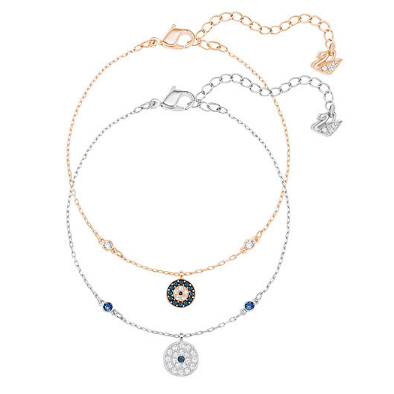 Swarovski WISHES EVIL EYE BRACELET 恶魔之眼手链