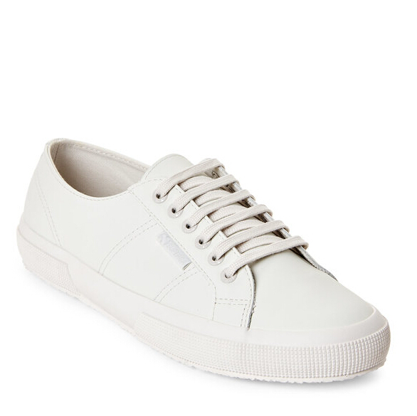 SUPERGA Ice 2750 Leather Low-Top Sneakers 真皮款运动鞋
