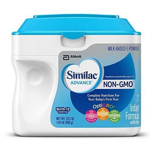 【中亚Prime会员】Similac 美国雅培 1段非转基因新生儿含铁奶粉 658g*6罐 到手价1273元 - 海淘优惠海淘折扣|55海淘网