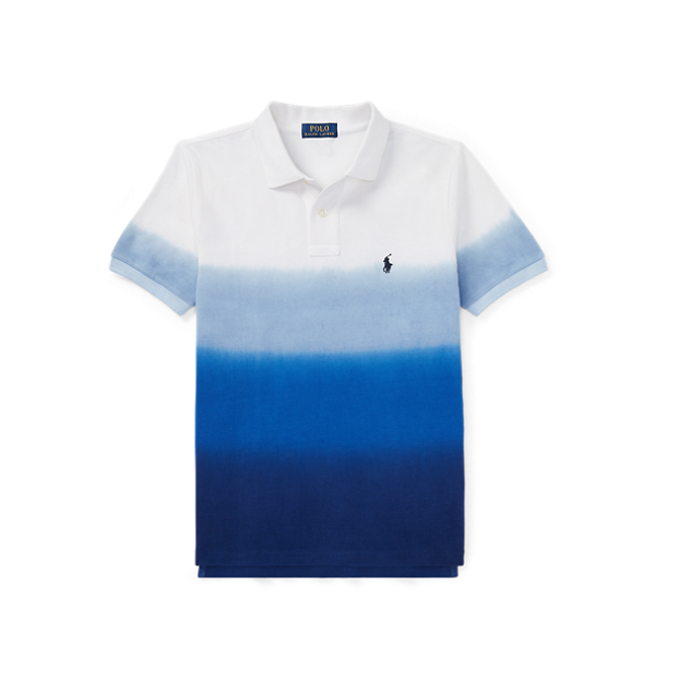 Ralph Lauren Dip-Dyed Cotton 拉夫劳伦 男童 短袖
