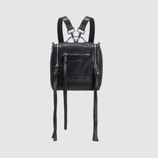 MCQ ALEXANDER MCQUEEN Mini Convertible Box Bag 麦昆 小号 背包 3(约2,275元) - 海淘优惠海淘折扣|55海淘网