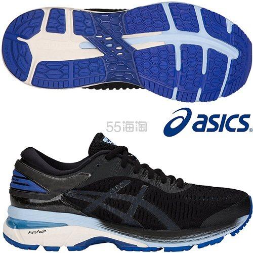 满额免邮!2018年新款!Asics 亚瑟士 女士跑鞋 GEL-KAYANO 25 13,800日元(约829元) - 海淘优惠海淘折扣|55海淘网