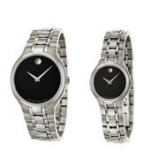 Movado 摩凡陀 Collection 系列 0606368/0606367 男表/女表/情侣表