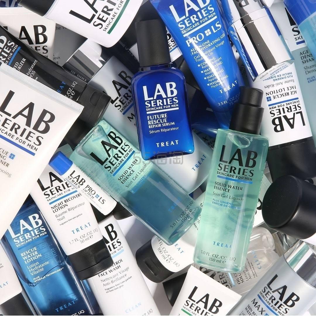 LAB SERIES : 朗仕全场男士护肤品 满立赠2件豪华中样 - 海淘优惠海淘折扣|55海淘网