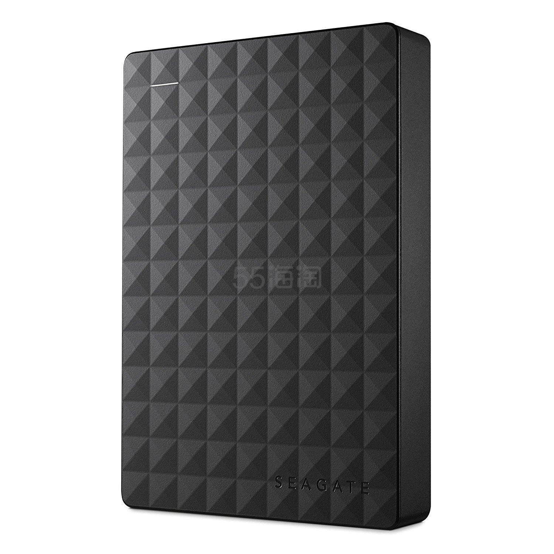 近期好价!【中亚Prime会员】Seagate 希捷 Expansion 新睿翼 4TB 2.5英寸移动硬盘 STEA4000400 到手价654元 - 海淘优惠海淘折扣|55海淘网