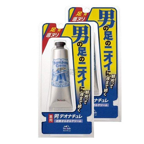 【日本亚马逊】Deonatulle 男士用清爽除臭软膏 30g*2个