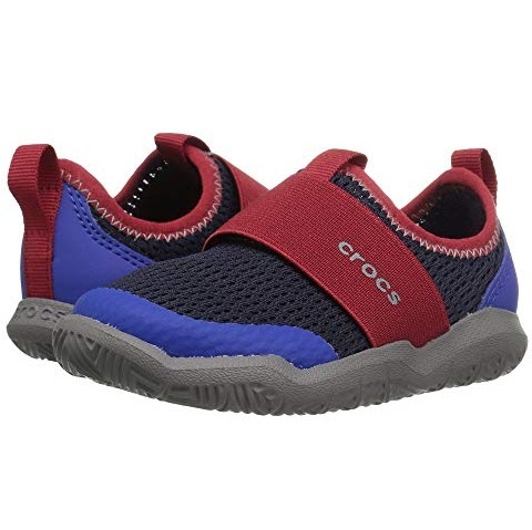 Crocs Kids Swiftwater Easy-On Shoe 童鞋