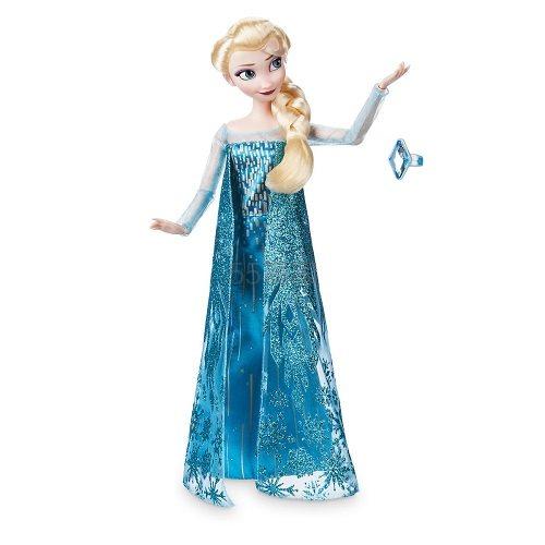 Disney 迪士尼 Classic Doll 系列 《冰雪奇缘》艾尔莎娃娃 (约67元) - 海淘优惠海淘折扣|55海淘网
