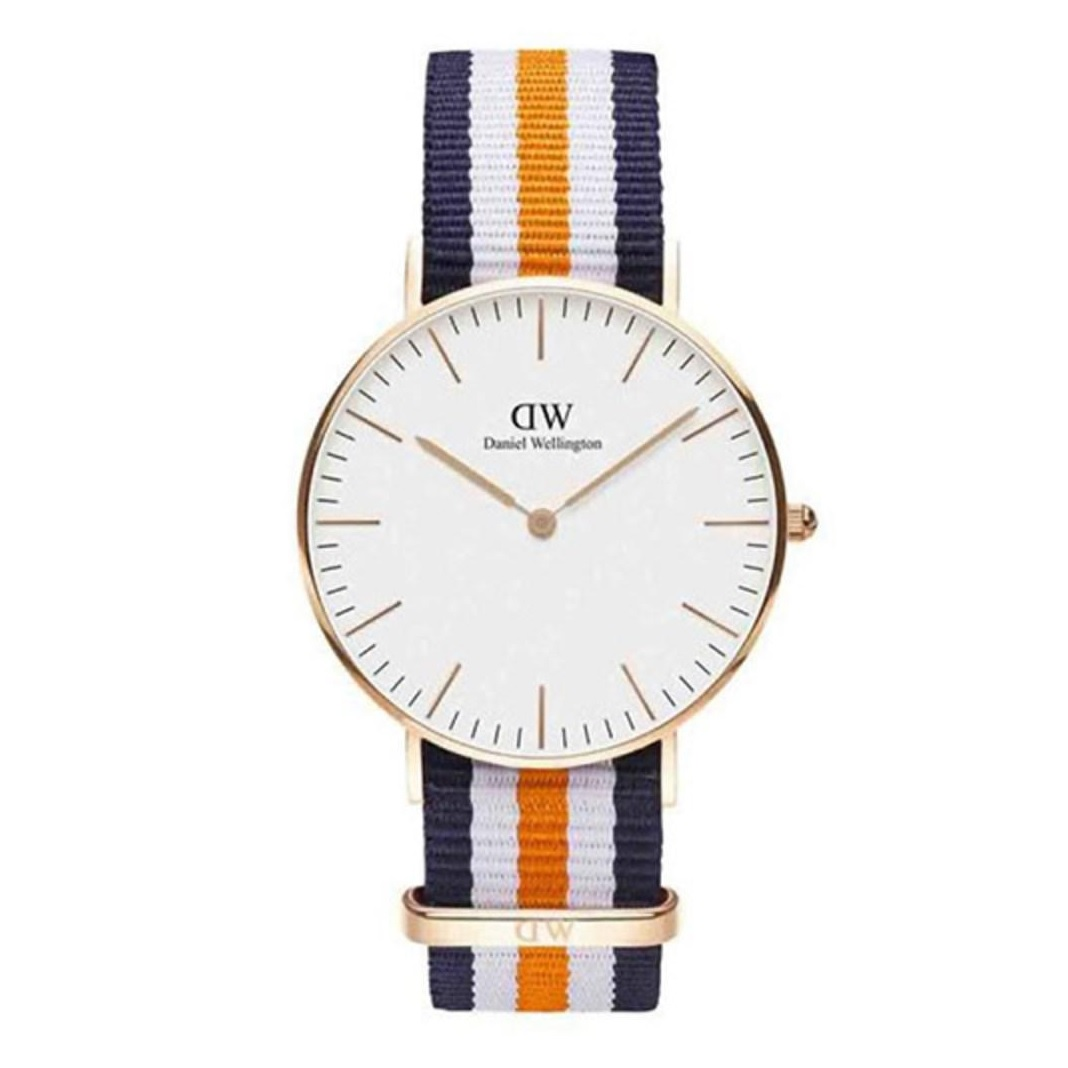 【美亚自营】Daniel Wellington DW00100105 尼龙带36mm女士腕表