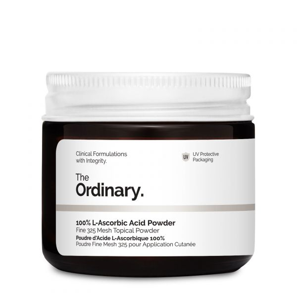 新上架!The Ordinary 100% 抗坏血酸VC粉