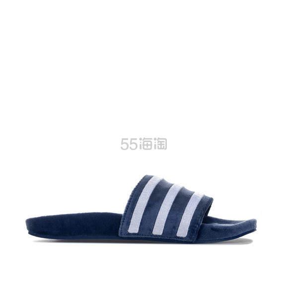 【免邮中国】adidas Originals 天鹅绒拖鞋 £28.66(约252元) - 海淘优惠海淘折扣|55海淘网
