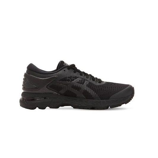 ASICS GEL KAYANO 25 亚瑟 黑色 运动鞋 4(约1,658元) - 海淘优惠海淘折扣|55海淘网