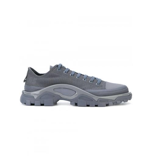 ADIDAS BY RAF SIMONS DETROIT  阿迪达斯 灰色 运动鞋 8(约1,151元) - 海淘优惠海淘折扣 55海淘网